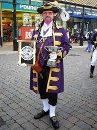 Devlin Hobson Middlewich Town Crier