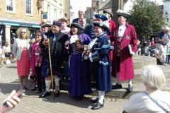 Peter Stemmer Darlington Town Crier
