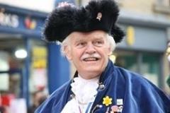 Tony Beckett Nelson Town Crier