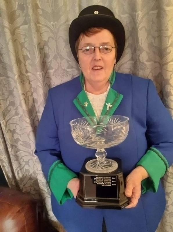 Julie trophy 2020
