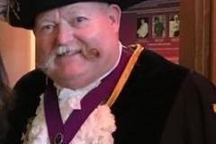 Alan  Spencer Southampton Town Crier