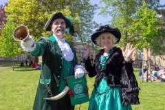 East Riding Town Crier and Consort