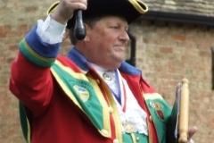 John Robinson, 2018-20 President of the Loyal Company